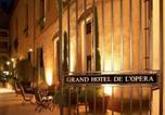 Hôtel Toulouse - Grand Hotel de l'Opera - Bw Premier Collection-2