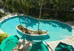 Hôtel Honolulu - Waikiki Sand Villa-3
