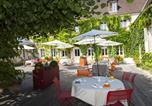 Hôtel 4 étoiles La Bussière-sur-Ouche - Logis Hostellerie des Clos-1