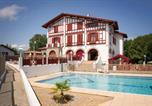 Hôtel Bord de mer d'Urrugne - Hôtel & Résidence Vacances Bleues Orhoïtza-1