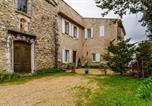 Hôtel Grans - Chambre d'hôtes Presbytère St Symphorien-1
