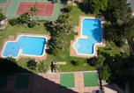 Location vacances Benidorm - Gemelos Xii - Fincas Arena-1