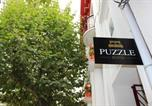 Hôtel Figueira da Foz - Puzzle Suites B&B-4