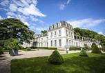 Hôtel 4 étoiles Noyant-de-Touraine - Chateau De Rochecotte-2
