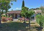 Location vacances Montauroux - Luxury Villa with Heated Pool in Callian-2