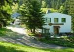 Location vacances Neustadt am Rennsteig - Pension Waldidyll-1