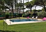 Location vacances Vidauban - Villa 12 Personnes, avec piscine à Vidauban (Var)-4