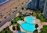 Location vacances Coquimbo - Jardin del Mar spa & enjoy-1