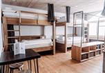 Hôtel Suisse - Grand Hostel&Bar and self kitchen-4