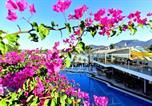 Hôtel Bodrum - Tropicana Beach-4