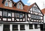 Location vacances Alsfeld - Restaurant / Pension Mainzer Tor-1