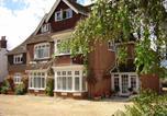 Hôtel Brockenhurst - Whitemoor House B&B
