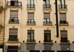 Hôtel 4 étoiles Metz - Hotel de la Poste-1