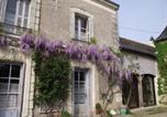 Hôtel Indre-et-Loire - Chambre d'hôtes Le Vaujoint-1