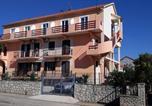 Hôtel Zadar - Pansion Maria