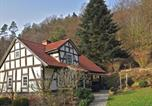 Location vacances Ronshausen - Detached holiday home in Rotenburg an der Fulda with fireplace and a large terrace-3