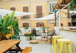 Hôtel Malaga - The Urban Jungle Hostel-2