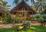 Hôtel Canacona - Agonda Shell Beach Resort-3