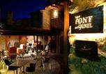 Hôtel El Pont de Bar - Hotel Font del Genil-3