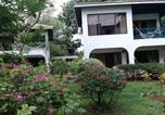 Hôtel Jamaïque - Ltu garden-1