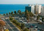 Location vacances Limassol - Luxury☆☆☆☆☆ Flat☆50m from Lovely Sandy Beachfront-4