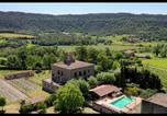 Location vacances Oristà - Villa in Prats de Llucanes Sleeps 22 with Pool-1
