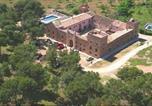 Location vacances  Castellon - Castillo con piscina en plena Sierra Calderona-1
