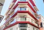 Hôtel Lloret de Mar - Hotel Maremagnum by Loft-1