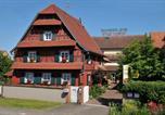Hôtel Niederschaeffolsheim - Hôtel Restaurant Ritter'hoft-1