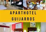 Hôtel Honduras - Aparthotel Guijarros-1