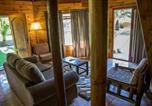 Location vacances Durbanville - The Lapa Log Cabins-3