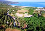 Camping avec Site nature Corse - Camping La Liscia-1