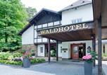 Hôtel Rösrath - Romantik Waldhotel Mangold-3