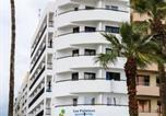 Hôtel Larnaca - Les Palmiers Beach Boutique Hotel & Luxury Apartments-4