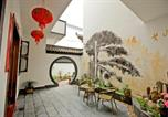 Location vacances Tunxi - Huangshan North Station Huiting Boutique Hostel-4