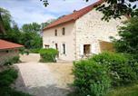 Hôtel Saint-Gervais-d'Auvergne - Aux 2 Puys - Gîte et chambres d'hôtes-3
