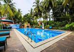 Hôtel Canacona - Sea View Resort-2