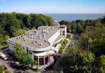 Hôtel Gdynia - Hotel Nadmorski-1