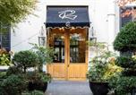 Hôtel 4 étoiles Neuilly-sur-Seine - Hôtel Regent's Garden - Astotel-4