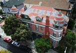 Hôtel San Francisco - Chateau Tivoli Bed and Breakfast-3