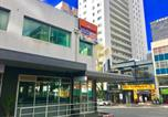 Hôtel Nouvelle-Zélande - Metro Adventurer Backpackers-1