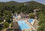 Camping 4 étoiles Ruoms - Rcn la Bastide en Ardèche-1