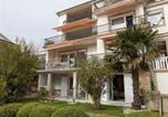 Location vacances Crikvenica - Studio Apartment in Crikvenica with Terrace, Air Conditioning, Wi-Fi (4631-3)-1
