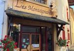 Hôtel Maîche - Hotel Les Montagnards-3