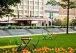 Hôtel Baltimore - Radisson Hotel Baltimore Downtown-Inner Harbor-3
