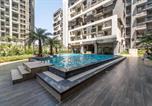 Location vacances Pune - Families & Corporates 3-Bed Apt, Fashion Res, Pune-3