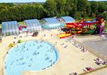 Camping  Acceptant les animaux Somme - Capfun - Dune Fleurie-1