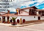 Hôtel Tunja - Hotel Hosteria la Pintada-1
