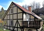 Location vacances Ronshausen - Detached holiday home in Rotenburg an der Fulda with fireplace and a large terrace-2