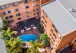 Location vacances Perth - Perth Central City Stay Apartment Hotel-1